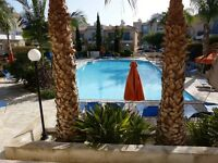 Superb 2 bed townhouse in Paphos, Cyprus with Title Deeds (It pays for itself).