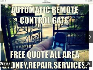 Automatic garage door&gate,supply,repair,replace,install service.
