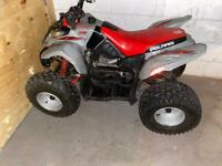 Polaris predator 90cc quad