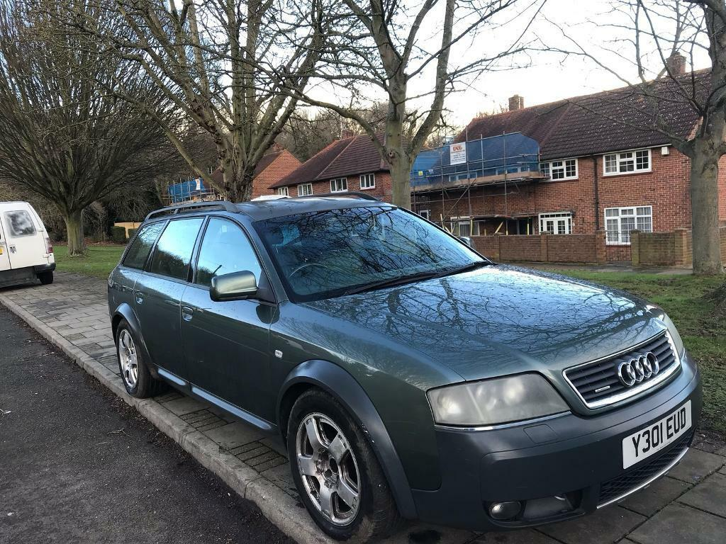 2001 audi a6 allroad 2 7t quattro in orpington london gumtree. Black Bedroom Furniture Sets. Home Design Ideas