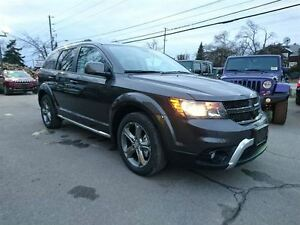 2016 Dodge Journey BRAND NEW, CROSSROAD, 0% AVAIL