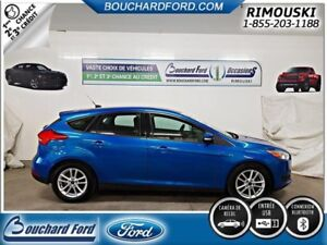 2015 Ford FOCUS A HAYON SE