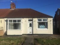 Very cosy 2 bed bungalow to let, Laburnum Road, Redcar