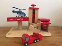 Plan City Wooden City Toys