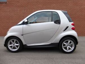 2014 smart fortwo PASSION -- PANORAMA -- NAVIGATION