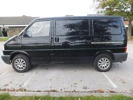 VW T4 transporter, 1.9td, 2000 v reg , 800 special , day van / camper OPEN TO OFFERS !!!