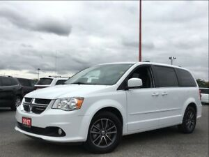 2017 Dodge Grand Caravan SXT PREMIUM**NAV**BACK UP CAM**DVD PLAY