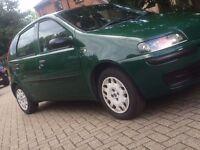 Fiat punto 1.2 spare and repairs