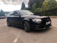 Audi A3 2.0 TDI Black Additon 180bhp