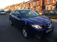 Nissan Qashqai Acenta Premium, Excellent Car - Sat nav, Cruise, Rear Parking Camera plus More