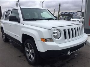 2016 Jeep Patriot High Altitude AWD! Off road, leather, sat radi