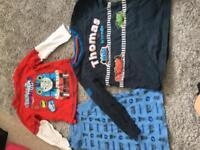Thomas the tank clothes bundle
