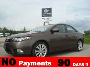 2012 Kia Forte 2.4L SX *Heated Leather Seats/Sunroof*
