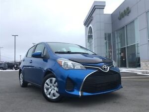 2015 Toyota Yaris LE A/C, POWER WINDOWS,LOW KM, A/C, $49* WEEKLY