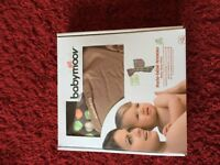 Babymoov baby ring sling carrier suitable from birth