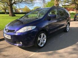 Mazda 5 sport 57 plate low miles