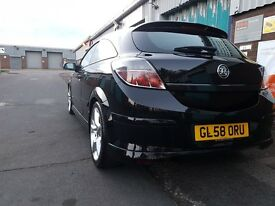 Vauxhall astra sri 1.9cdti Xp Pack!! 113k Full History new gearbox clutch and flywheel!!!