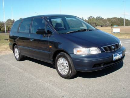 1997 Honda Odyssey (7 Seat) Wagon $125 Payments per week... Biggera Waters Gold Coast City Preview