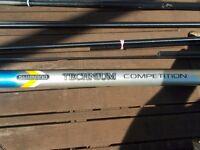 shimmano technium 12.5 m pole