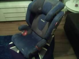 Recaro Monza childs car seat