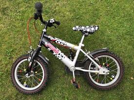 Boys bike 14inch