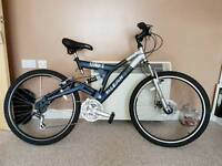 Raleigh Drift mountain bike for sale.
