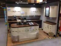 B & Q Cooke and Lewis Kitchen