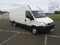 IVECO DAILY LWB ONE OWNER FULL YEAR MOT £4850