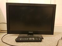 """Finlux 22F6030 22""""Full HD 1080p LED TV with Freeview & USB PVR 2x HDMI - Black"""