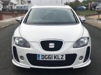 SEAT LEON FR+ 170 2.0 TDI, FACTORY FITTED BTCC KIT, HPI CLEAR, Automatic!!