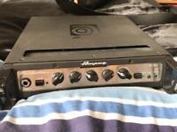 Ampeg Pf350 bass head