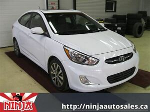 2016 Hyundai Accent GLS Heated Seats Sunroof Blutooth