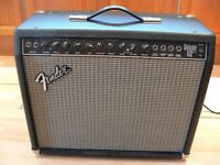 Fender Deluxe 112 Plus Guitar Amplifier With Foot Switch