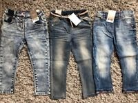 Next Girls Jeans Bundle 2-3 years RRP £124! Selling it for £65!!!