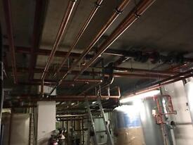 Mechanical / domestic heating & plumbing engineers