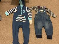 Boys outfits 6/9 months - new