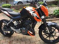 2015 ktm duke mint bike 1060 miles finance etc £2850