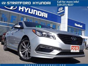 2015 Hyundai Sonata 2.0T Ultimate | NAVI | PANO-ROOF | LEATHER |