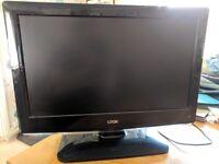 "Logik 26"" HD LCD TV (incl. Freeview)"