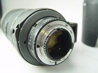 Nikon Zoom-NIKKOR 80-200mm F/2.8 D AF IF ED Lens