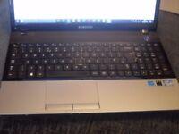 Samsung 15.6 Laptop windows 10 Intel i5 Processor 8GB Ram 500GB Harddrive Excellent Condition