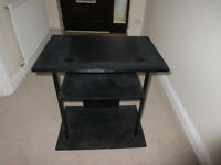 Lovely Black Audio furniture in very good condition