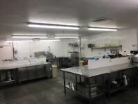 Fully equipped catering facility perfect for a startup food business