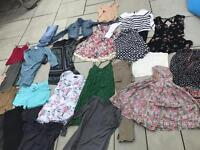 HUGE BUNDLE OF BRANDED CLOTHES
