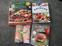 4 Barbeque Cookery Books