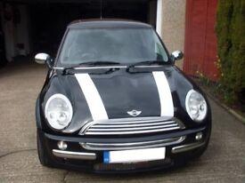 Mini Cooper 1.6 2004 53 Plate