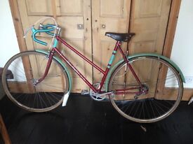 Eroica women's vintage Elswick road bike