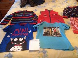 Bundle of boys clothes age 5-6 all in vgc