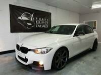 2012 BMW 320D M SPORT/ M PEEFORMANCE KITTED