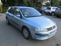 2006 FIAT STILO 1.4 ACTIVE 16V 5 DOOR PETROL MOT 28/2/17 ABSOLUTE BARGAIN WOW PX SWAPS WELLCOME